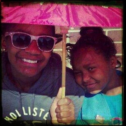 Me And Brianna #SummerrComeBack =(