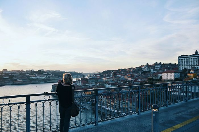 I Love My City Oporto Enjoying Life Architecture Sunset View Streetphotography Getting Inspired Absorbing Interesting Pieces