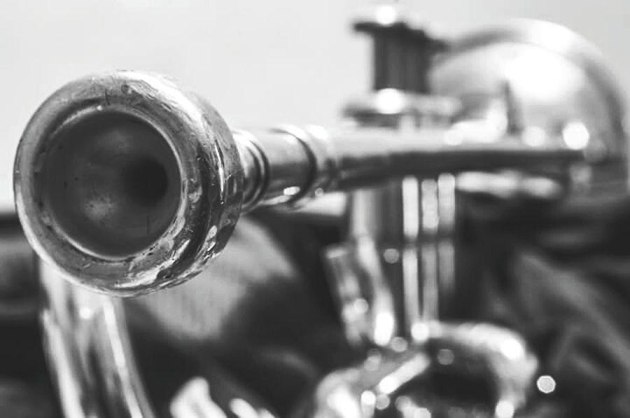 Trumpet Close-up Musical Instrument Music Bandgeek