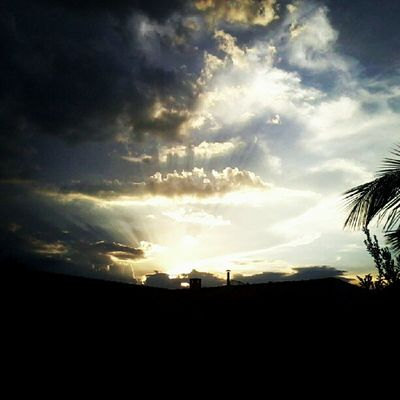 E um bom fim de tarde Sunset