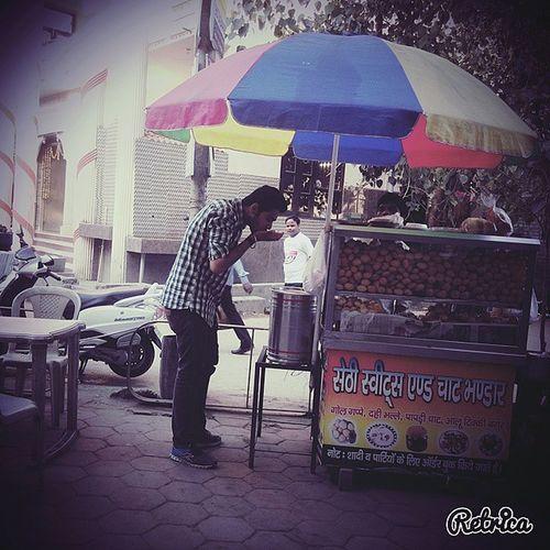 Friend Secret Click Anyways Gol_gappe The Jandar Muaah  ..!! 😘😘 . Maza Agya 😁