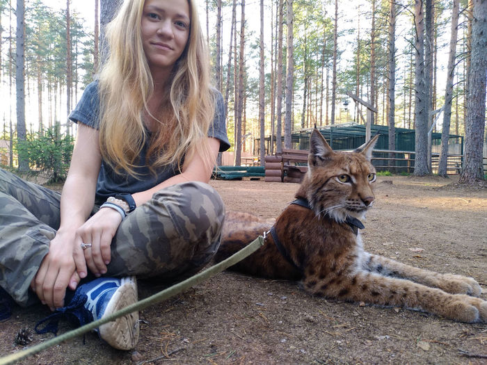 me and lynx