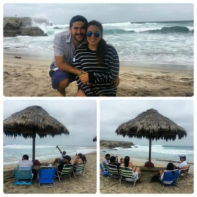 Hello @hector_alvarado @wramosrobalino @freddyq87 Love Friends Beach