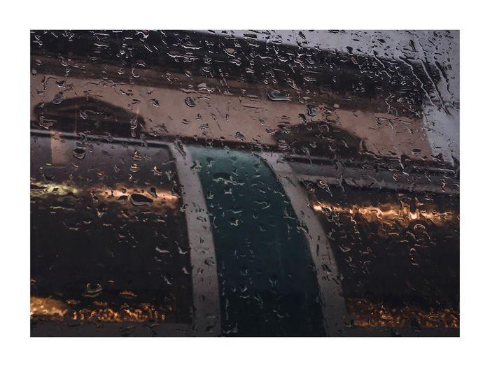 Water Wet Rain
