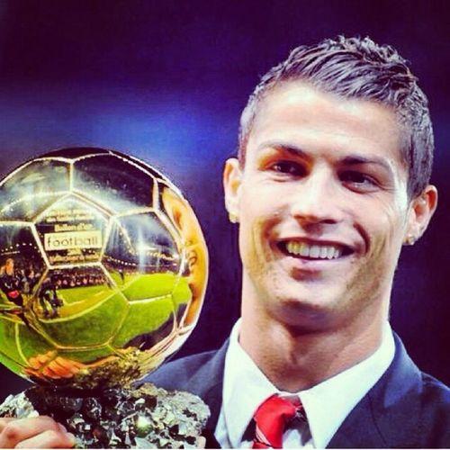 2013 FIFA Ballon D'Or Winner ❤ Ronaldo