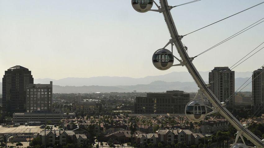 The Linq Hotel Las Vegas USA Photos High Roller Clouds And Sky EyeEm Nature Lover EyeEm Gallery EyeEm Best Shots Gambling Hotel View