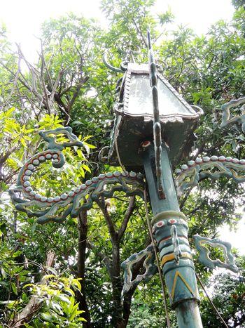 Visit Indonesia Keraton Kasepuhan Lamp Lamps Street Lamp Vintage Vintage Lighting Vintage Lamp in Cirebon  , INDONESIA