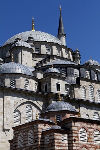 Fatih Mosque in