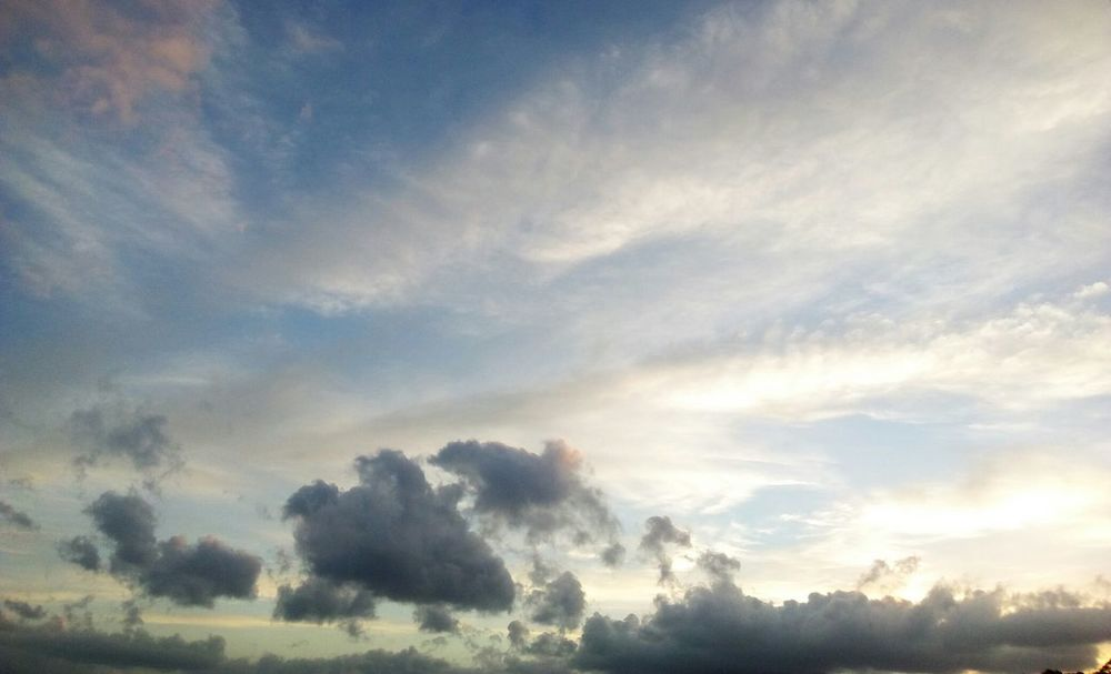 Beauty In Nature Scenics Cloud - Sky Sky Outdoors Multi Colored Tranquility No People