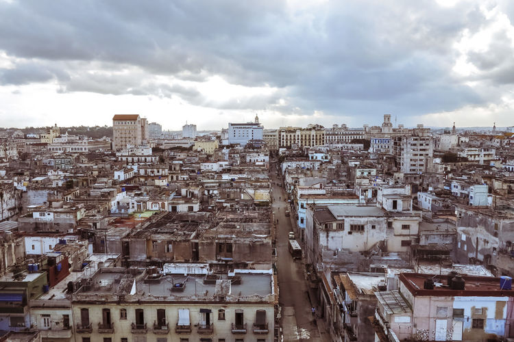 Cuba Fun Havana Havana Cars Travel Travel Photography Architecture Best Moments City Cityscape Day Outdoors Play Sky Top View Travel Destinations