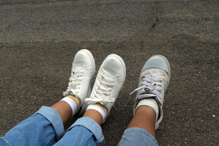 Shoe Human Body