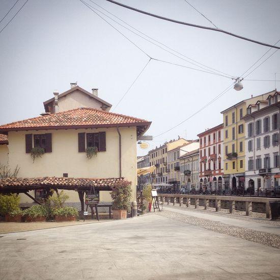 Lavandai Milano Naviglio