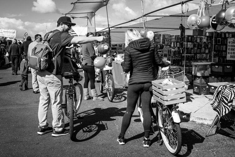 Photo444 Streetphotography Portrait Black And White Blackandwhite Fujifilm Fujix100f Fujifilm_xseries City Real People Transportation Street Day Full Length Land Vehicle
