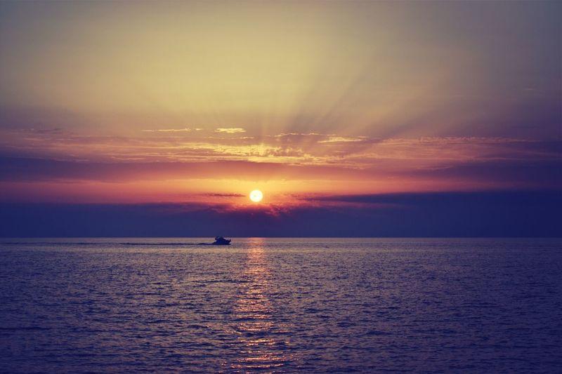 Vista dal porto di Agropoli. 5292088 6878305 503186 Amazing View
