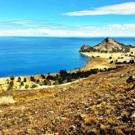 View of LagoTiticaca
