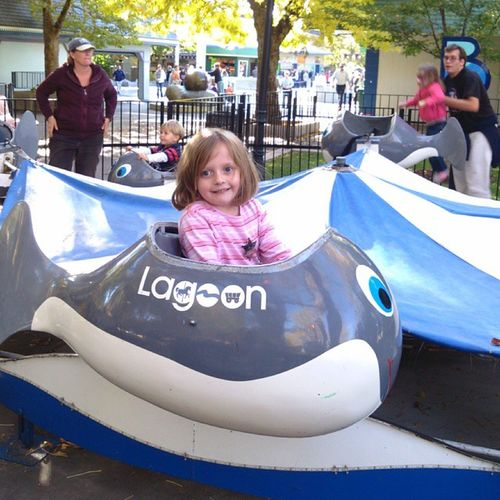 Paige loved Lagoon. I love Paige Itsagrandparentthing Askmeaboutmygrandkids