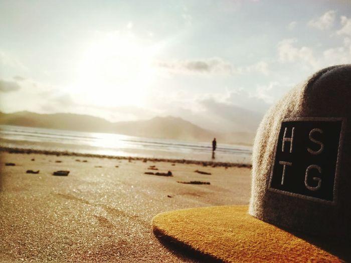When the sun is set 😂Sunshine Enjoying The Sun Sea Relaxing