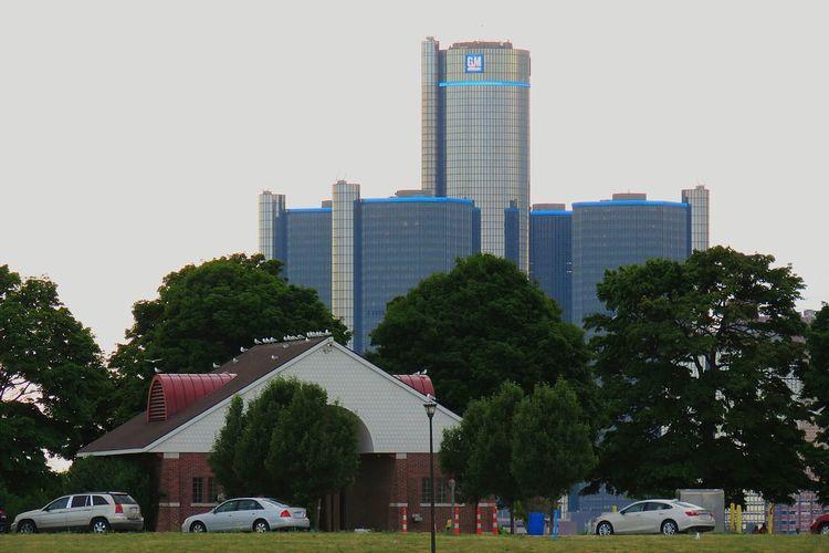 GMC Michigan USA City People