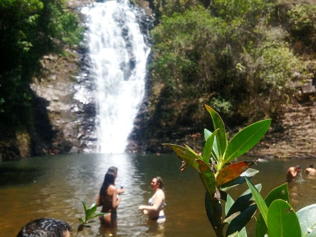 Water Day Vacations Nature Outdoors Fun Adventure Summer Cachoeira ☀🍂 Cachoeiras  Paradise