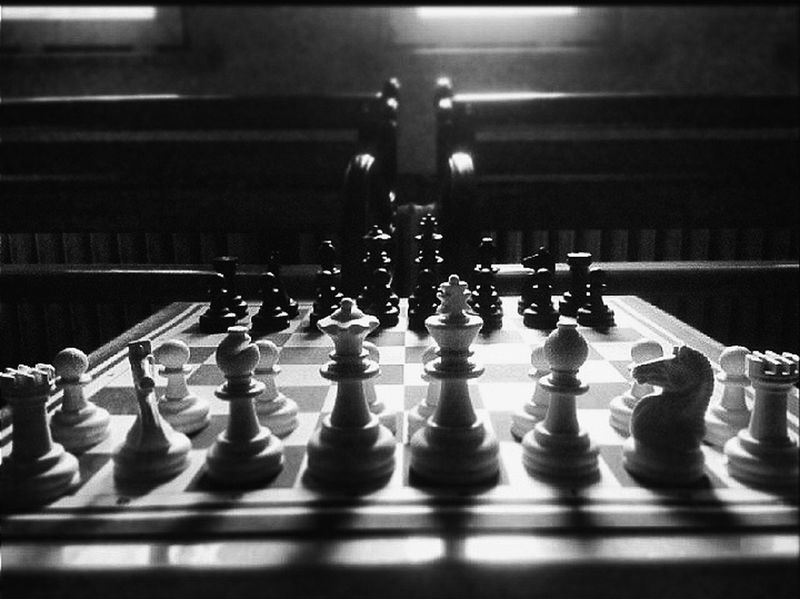 Chess Chess Set Blackandwhite EyeEm Best Shots - Black + White