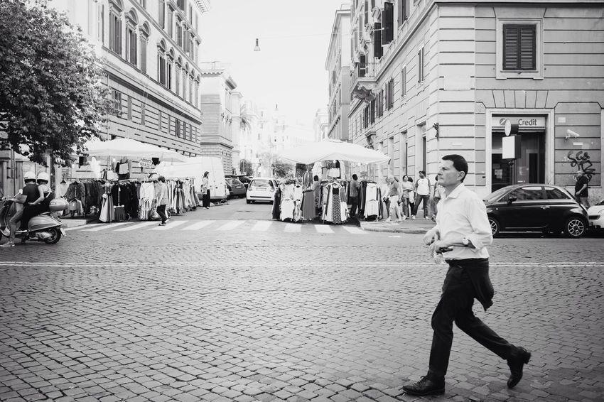 Cola di Rienzo // VSCO Vscocam Black & White Blackandwhite Monochrome FUJIFILM X100S Fuji X100s X100S Streetphoto_bw Streetphotography