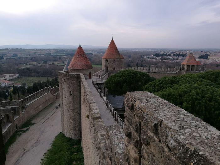 Visitando la Ciudad Medieval de Carcassone y su Castillo