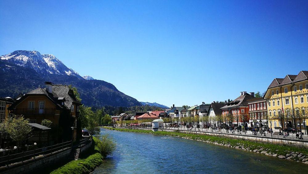 Mountain Building Exterior Water Architecture Built Structure Outdoors Day Sky Huawei P9 Leica Huaweiphotography HuaweiP9 Amazing Promenade♡ Idyllic Austria Photos Scenics