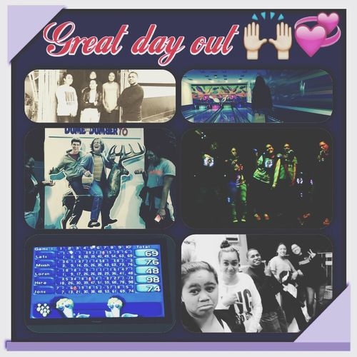 Hanging Out Hanging Out With Friends Taking Photos Enjoying Life Lasertag Bowling Having Fun Movies Dayout Greatday