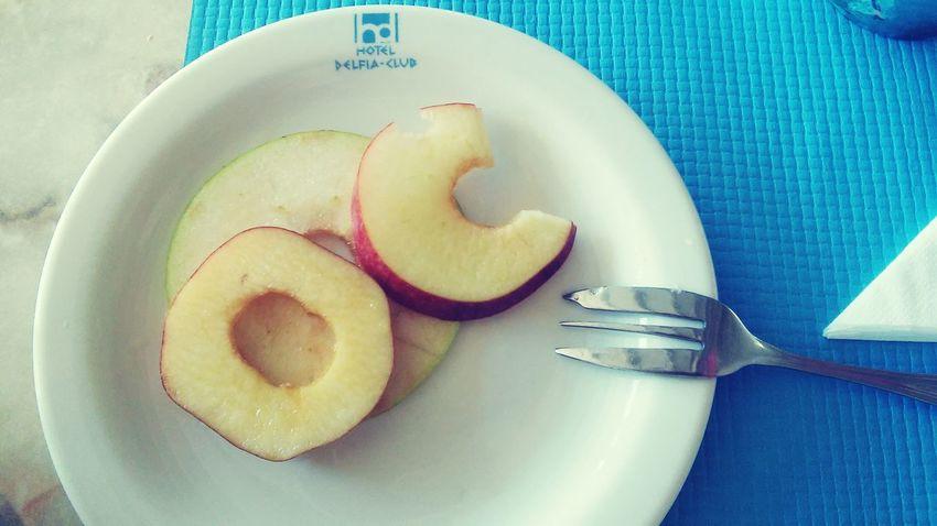Mealtime Eat Apple Inclub