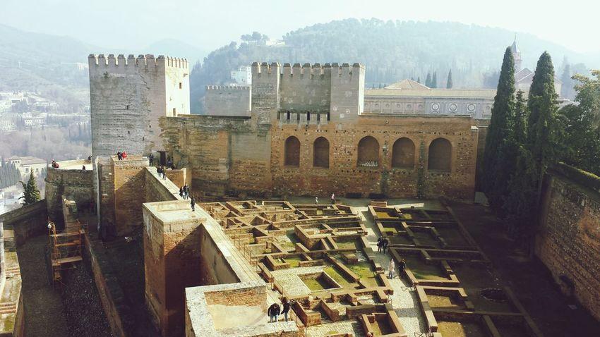 Beautiful Photography Granada Great Views