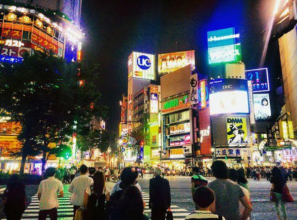 Hanging Out Shibuya Tokyo Tourism Gaijin