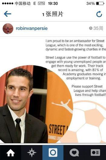 Robin Van Persie!