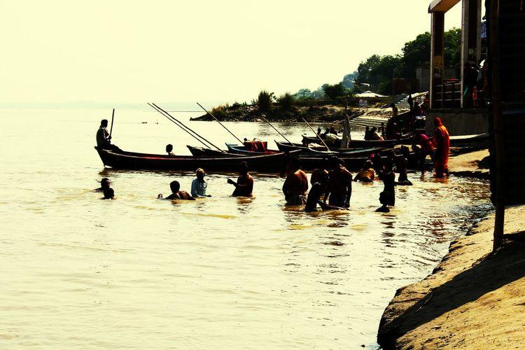 SastaFotu Ganga River Nerora