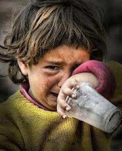 Children Crying Babies Poor Baby Poor Kids