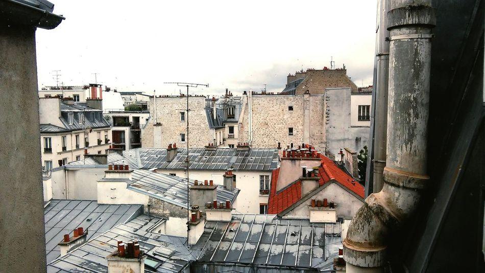 Paris Paris View Favorite View Toits De Paris Toitsdeparis Escaping From Reality Cityscape