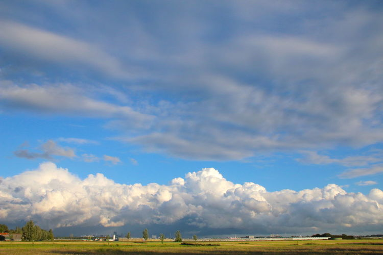 Agriculture Cloud - Sky Day Field Landscape Nature Outdoors Sky