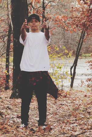 Photo Shoot with my friend the other day. Like Springfield Swag Followme