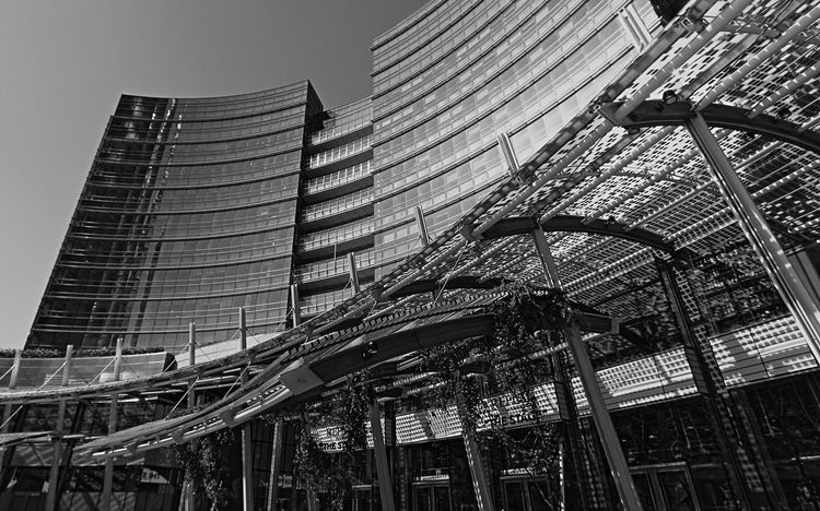 Architecture Building Exterior Built Structure City Low Angle View Modern No People Outdoors Skyscraper Canonphotography Canon10-22 Canon700D Milano Milanoportanuova Hdr_Collection HDR Streetphotography Hdrblackandwhite Blackandwhite Photography Milanoskyline Milanodavedere Vivomilano