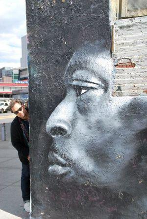 Long Island 5pointz Me Graffitti Profile