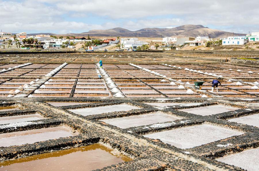 Fuerteventura Las Salinas Museo De La Sal Puerto Del Carmen