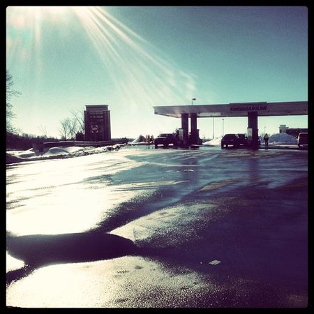 Beautiful Morning Sunrising Costco
