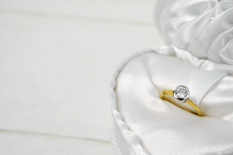 Diamond ring in jewelry box on white wood Wedding Wedding Photography Celebration Close-up Copy Space Emotion Jewellery Jewelry Life Events Love Luxury No People Positive Emotion Ring Rings Selective Focus Studio Shot Wedding Wedding Background Wedding Rings White Color