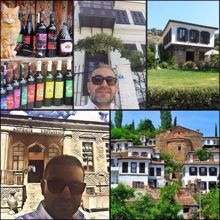 Türkiye Sirince şarap