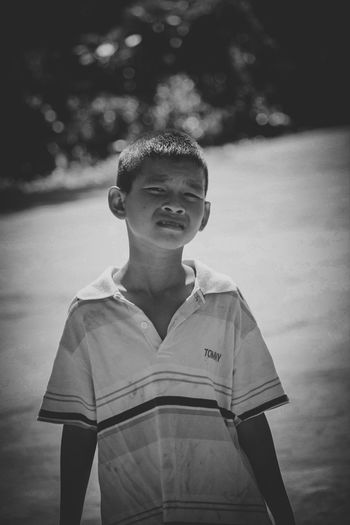 Blackandwhite Black And White Black Black & White Blackandwhite Photography Black And White Photography Black&white Black Color Blackandwhitephotography Black & White Photography Blackwhite Portrait Smiling Looking At Camera Childhood