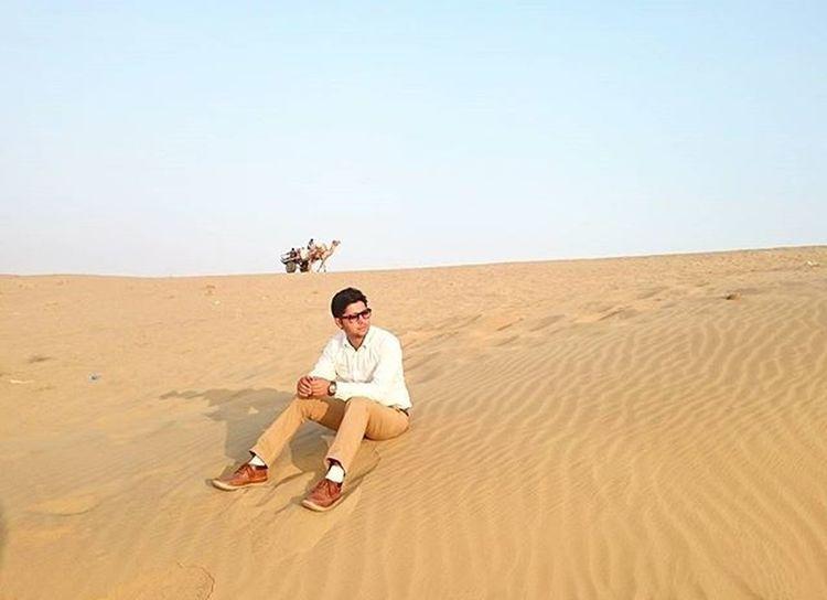 Sam Desert Jaisalmer Rajasthan Diaries Sand Camel