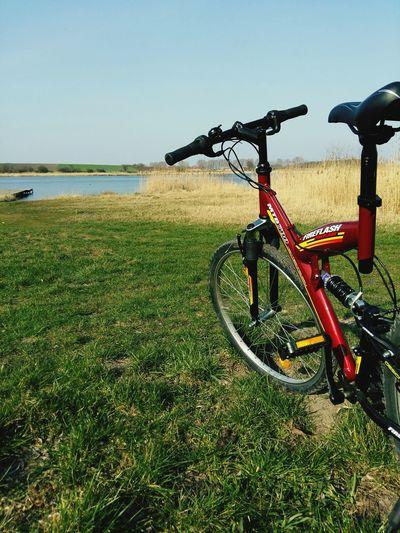 Enjoying Life Relaxing Hello World Bike Spring2015 40km