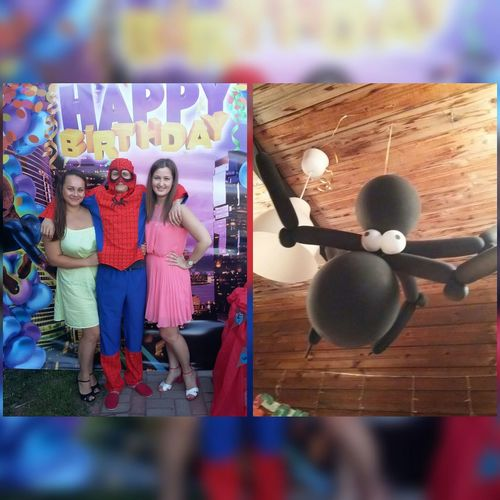 Spidermanparty