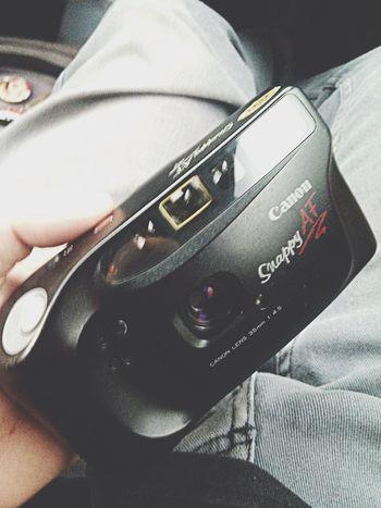 New Buddy Canon 35mm Film Snappyaf