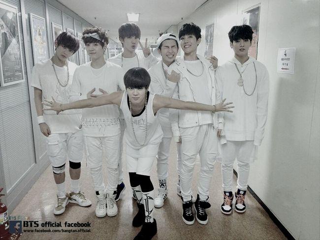Bangtan Boys Kpop