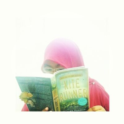 Will always be Alltimefav Novel TheKiteRunner by Khaled Hosseini * I still remember the first person recommended this novel is my awesome form 4 Physic teacher, Sir Idris... and no doubt this novel is great.... :)